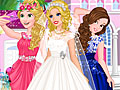 Свадебное селфи Барби с принцессами Диснея