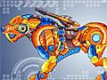 Робот-животное: Тигр