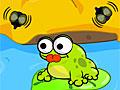 Голодная лягушка