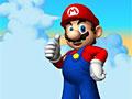 Супер Марио кормит Йоши