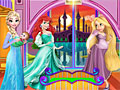 Принцессы Диснея: Детская комната