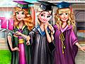 Принцессы Диснея: Селфи на выпускном