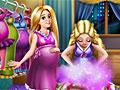 Гардероб беременных Барби и Рапунцель