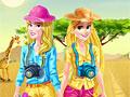 Принцессы Диснея: Сафари путешествие