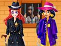 Принцессы Диснея: Детективы Жасмин и Ариэль