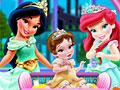 Принцессы Диснея: Декор детской