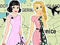 Принцессы Диснея: Летний евротур