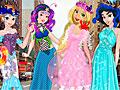 Принцессы Диснея: Парад Русалочки