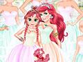 Принцессы Диснея: Свадебное платье