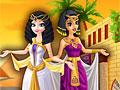 Принцессы Диснея: Эльза и Жасмин в Египте