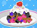 Готовим ягодный пирог