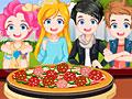 Работа в пицерии
