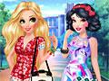 Принцессы Диснея: Охотники за модой