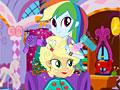 Мой маленький пони: Новая прическа Эпплджек