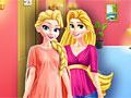 Принцессы Диснея: Гардероб Эльзы и Рапунцель