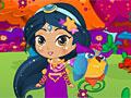 Принцессы Диснея: Чиби магическое существо