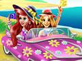 Принцессы Диснея: Пляжная поездка