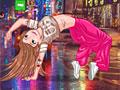 Уличные танцоры принцессы Диснея