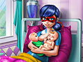Леди Баг и Супер Кот: Рождение близнецов