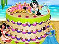 Принцессы Диснея: Торт Селфи