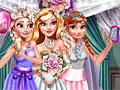 Принцессы Диснея: Свадебное селфи