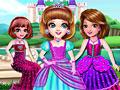 Детский замок принцессы