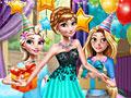 Принцессы Диснея: День рождения Анны