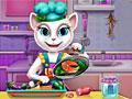 Говорящий кот: Кулинария Анжелы
