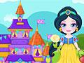 Принцессы Диснея: Замок для Барби