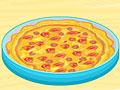 Куриная пицца Альфредо