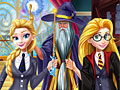 Принцессы Диснея в школе магии