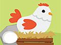 Распределите яйца