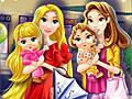 Принцессы Диснея: Мамы на шоппингу