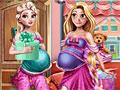 Принцессы Диснея: Подготовка к новорожденному
