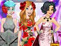 Принцессы Диснея: Неделя моды в Париже