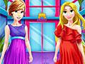 Принцессы Диснея: Шоппинг Рапунцель и Белль