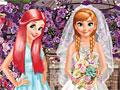 Принцессы Диснея: Невеста и подружки невесты