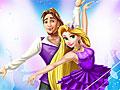 Рапунцель танцует балет