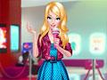 Репортер Барби на задании