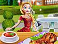 Принцессы Диснея: Гриль-вечеринка