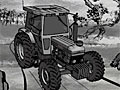 Китайские гонки на тракторах 2