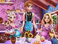 Принцессы Диснея: Магазин сладостей Анны