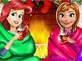Принцессы Диснея спасают Рождество