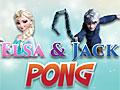 Холодное сердце пинг-понг: Эльза против Джека