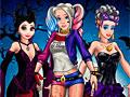 Принцессы Диснея: Бал на Хэллоуин