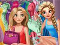Принцессы Диснея в гардеробной