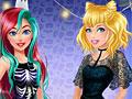Принцессы Диснея: Вызов Хэллоуина