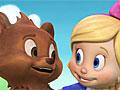 Голди и медведь пазлы