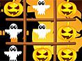 Крестики-нолики в стиле Хэллоуин