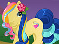 Прическа для пони
